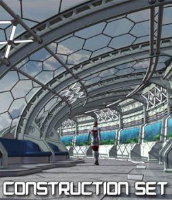 Futuristic Promenade