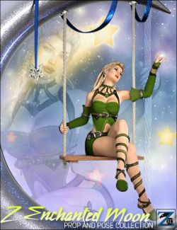 Z Enchanted Moon and Poses