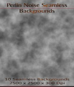 10 Seamless Perlin Noise Backgrounds