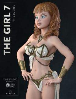 The Girl 7 Pro Bundle