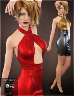 Ava Outfit for Genesis 3 Female(s)