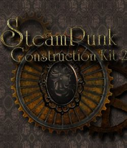 SteamPunk Construction Kit 2