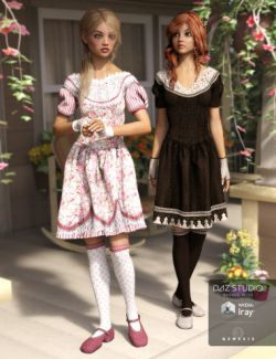Girlish Fashion
