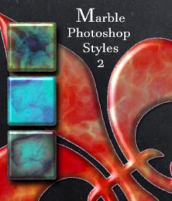 Marble Photoshop Styles 2
