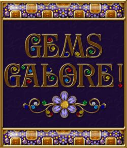 Gems Galore! Transparent Layer Styles