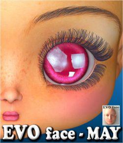 EVO face - MAY