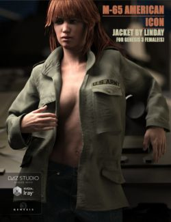 M-65 American Icon for Genesis 3 Female(s)
