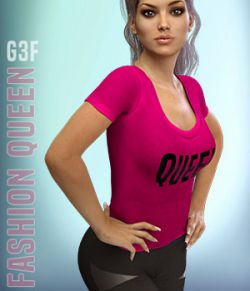 Fashion Queen for G3F