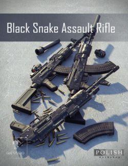 Black Snake Assault Rifle