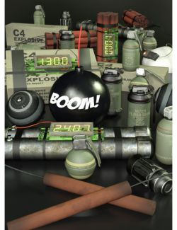 Explosive Props