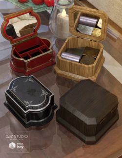 Music and Jewelry Boxes