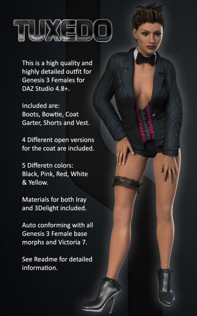 Exnem Tuxedo for G3