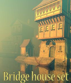 Bridge house set