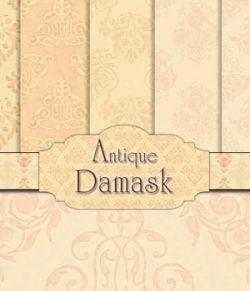 Antique Damask