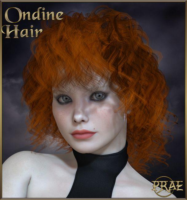 Prae-Ondine Hair For V4/M4