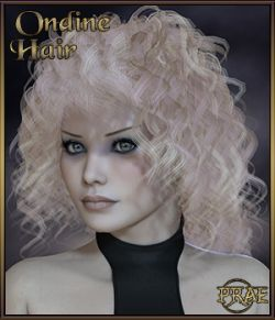 Prae-Ondine Hair For V4/M4