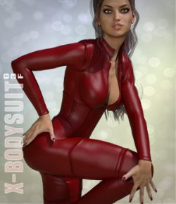X-Bodysuit for G3F