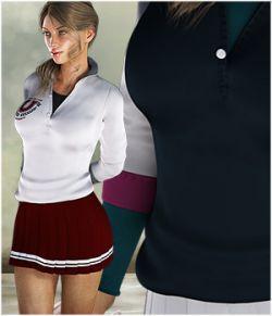 Polo Girl Textures