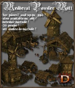 Medieval_Powder_Mill