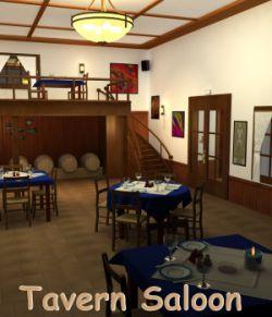 Tavern Saloon