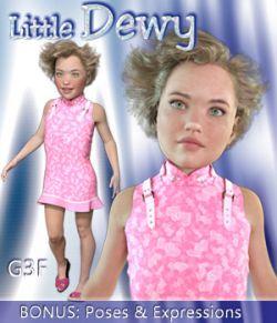 LITTLE DEWY for Genesis 3 Female(s)
