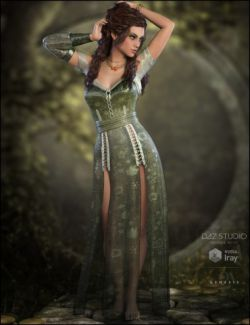 Lothriel Outfit for Genesis 3 Female(s)