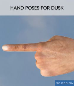 Hand Poses for Dusk