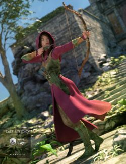 Elven for Genesis 3 Female(s)