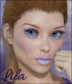 Twizted Girls: Lila for V7