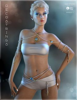 DecoStrings for Genesis 3 Female(s)