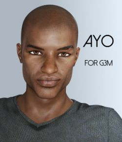 Ayo for Genesis 3 Male