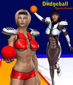 Dodgeball Sports Armor
