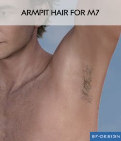 Armpit Hair for M7