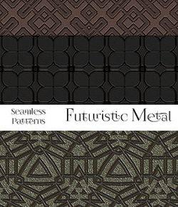 MR - Futuristic Metal