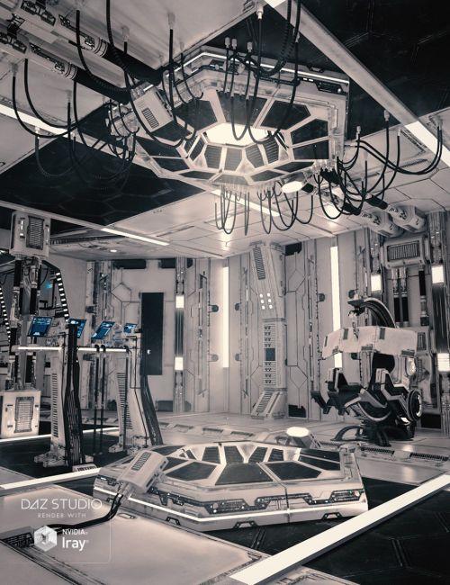 SS Marcoor Control Room