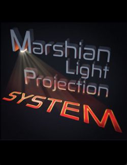 Marshian Light Projection System for Iray