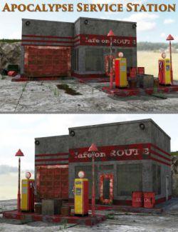 Apocalypse Service Station
