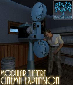 Modular Theatre Cinema Expansion