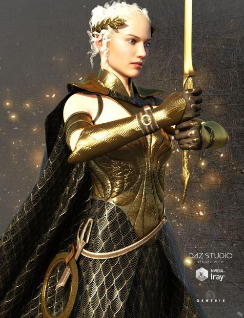 Minerva for Genesis 3 Female(s)