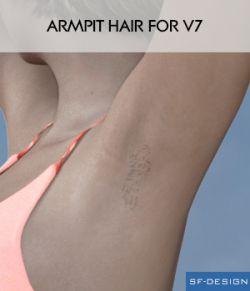 Armpit Hair for V7
