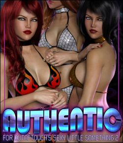 Authentic for Sexy Little Something 2
