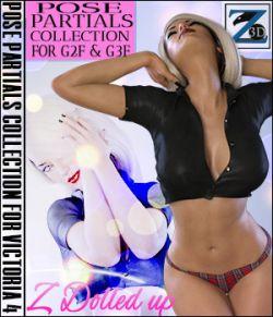 Z Dolled Up- Pose Separates Collection- G2F-V6/G3F-V7