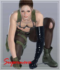 Sexy Sniper Pose