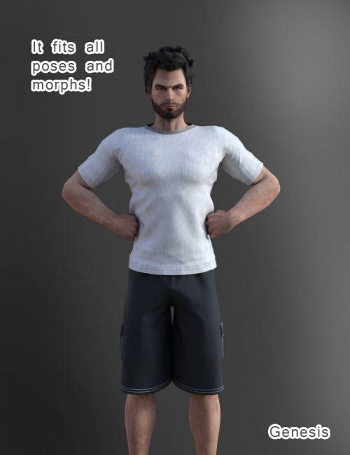 Male Dynamic Casual
