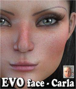 EVO face - Carla