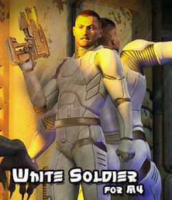 White Soldier for M4
