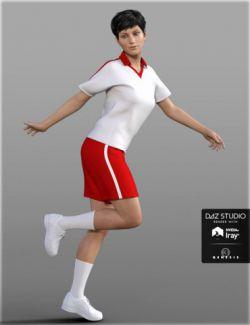 School Sportswear for Genesis 3 Female(s)