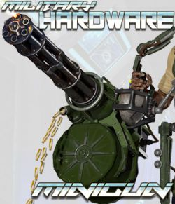 Military Hardware- The Minigun