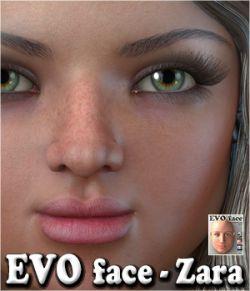 EVO face- Zara