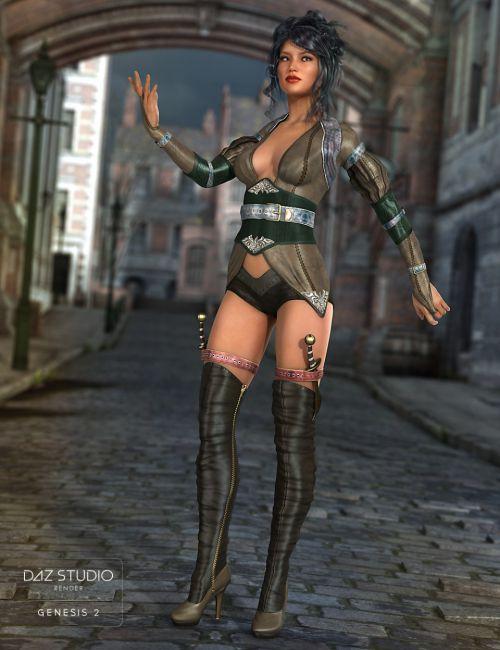 Renegade Hunter for Genesis 2 Female(s)